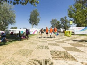 Turnfeste Biel Festmeile mit ecoplate