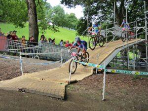 Mountainbike und Trial-EM