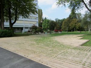 Wendeplatz für Bus