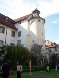 Schloss Haldenstein Chur
