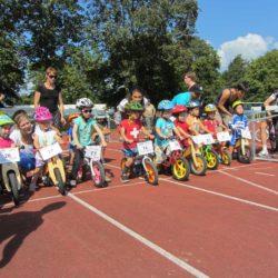 Pföderi-Rennen für Kids in Hochdorf