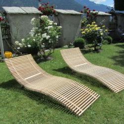 ecolounge chaise longue de Passareco
