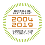 Jubiläum Logo 15 Jahre Passareco