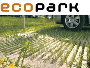 ecopark – die Holzroste für Parkflächen und Zufahrtsstrassen