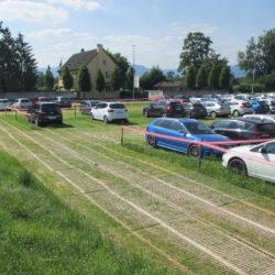 Zusätzliche Parkplätze beim Spital SRO in Langenthal
